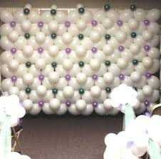 74 best balloon wall backdrop images on pinterest balloon wall