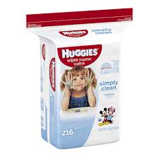 amazon com huggies simply clean baby wipes unscented refill
