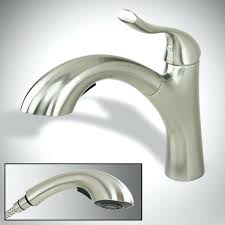 kitchen sink faucet with pull out spray gooseneck kitchen faucet with pull out spray or image of kitchen
