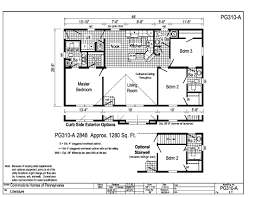 pinecrest modular ranch pg310a find a home commodore homes