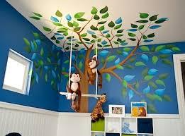 Murals Creative Kids Room Wall Art KidSpace Interiors - Kids room wallpaper murals
