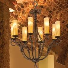 creative wrought iron chandeliers rustic in home interior redesign