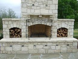 Outdoor Fireplace Surround by 9 Best Outdoor Living Images On Pinterest Outdoor Kitchens