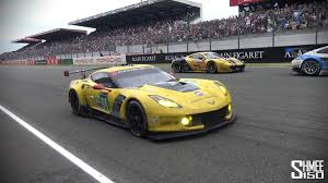 le mans 24 hours 2015 with corvette racing gte pro class winners