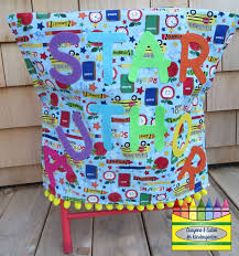 birthday chair cover crayons cuties in kindergarten creative giveaway