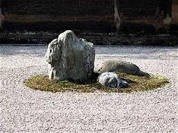 creative think zen rock gardens