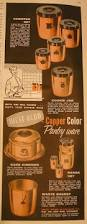 38 best west bend pantry ware images on pinterest pantry westbend copper color pantryware ad from house beautiful nov 1955