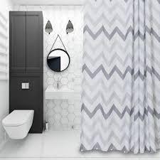 Salle De Bain Noir Et Blanc Design by Achetez En Gros Blanc Rideau De En Ligne à Des Grossistes
