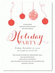 holiday party invitation u2013 unitedarmy info