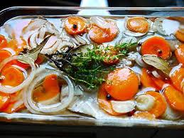 cuisiner le hareng recette de filets de harengs fumés marinés