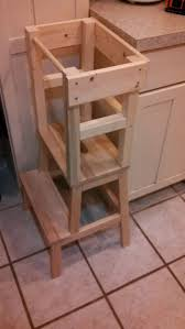 Ikea Bekvam Stool by Best 25 Kitchen Step Stool Ideas Only On Pinterest Workbench