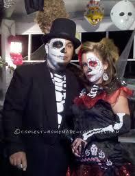 dia de los muertos costumes place dia de los muertos couples costume