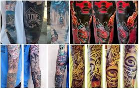 here are the tattoo trends that ruled 2017 features
