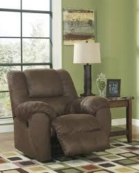 Sofa Chair Recliner Furniture 3 Peice Reclining Sofa With Console And