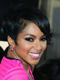 best haircut for a large jaw 50 african american short black hairstyles haircuts for women