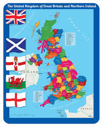 Great Britain World Map by World And Uk Maps