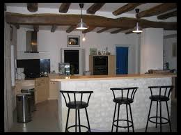cuisiner un bar bar dans une cuisine modele de cuisine americaine avec bar modele