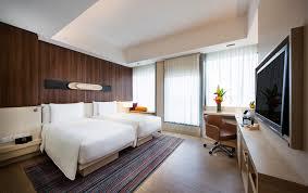 Interior Hotel Room - oasia hotel novena singapore by far east hospitality