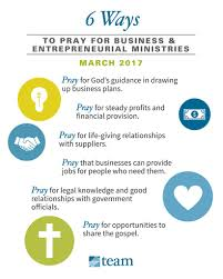 a prayer of thanksgiving to god 6 ways to pray for missional businesses march prayer focus team