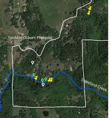 Sonoma State Map by Waters Erosion Monitoring Project Sonoma State University