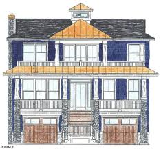 family compound house plans ocean city new jersey new construction