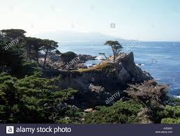 pebble beach california resort stock photos u0026 pebble beach