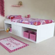 cabin beds for girls kidsaw arctic low sleeper cabin storage bed