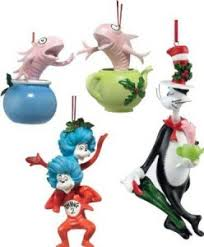 bookish ornaments