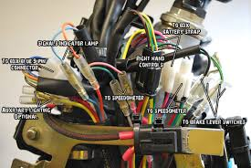 how to install the bdx honda ruckus gy6 swap harness buggy depot