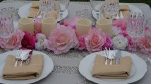 table runner diy how to create this rose infinity table runner