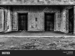 Abandoned Place Interior Abandoned Building Creepy Image U0026 Photo Bigstock