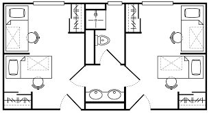 Day Care Center Floor Plan Asu Manzanita Hall Arizona State University