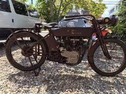 Harley Big Barn 1913 Harley Davidson V Twin Barn Find Revivaler