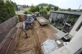 man builds beautiful natural pool in family u0027s backyard