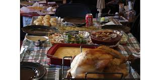 cost of thanksgiving dinner less than 5 a person morning ag