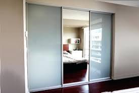 Bedroom Closet Sliding Doors Mirrored Sliding Closet Doors Mirrored Closet Sliding Doors