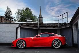 Ferrari F12 2008 - ferrari f12 berlinetta rides on loma wheels gtspirit