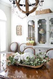 Easter 2016 Decorations Ideas by Simple Easter Decor Bunny Centerpiece Maison De Pax