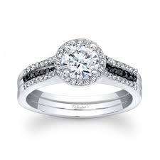 black bridal sets barkev s black diamond bridal set 7875sbk barkev s