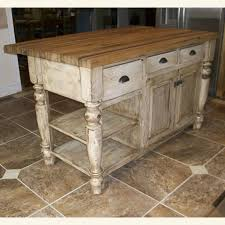 kitchen island furniture distressed white kitchen island with butcher block furniture