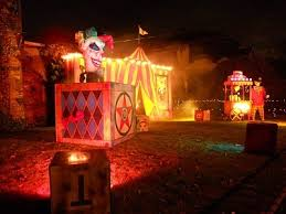 Creepy Carnival Decorations 218 Best Mikes Haunted Carnival Images On Pinterest Haunted