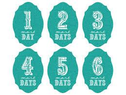 free christmas countdown calendar for kids u2013 blank calendar 2017