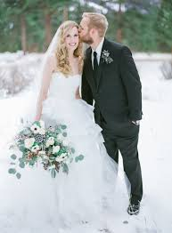kendall grant u0027s winter wonderland wedding u2014 little white dress
