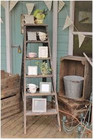 Large Ladder Bookcase Decor Ladder Shelf Ladder Bookcase White Big Langria 4 Metal