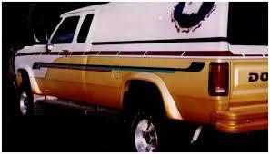 Ram Dodge Pickups 1981 93 Bushwacker Fender Flares Dodge 1981 93 D50 D150 D250 D350