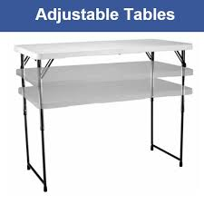 lifetime 6 commercial grade stacking folding table select color lifetime folding tables banquet round card and church