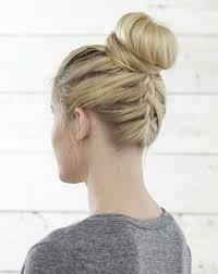 Hochsteckfrisurenen Selber Machen Mittellange Haar Einfach by Hochsteckfrisuren Selber Machen 6 Einfache Anleitungen