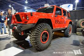 sema jeep for sale 2016 sema bawarrion jeep jk wrangler unlimited
