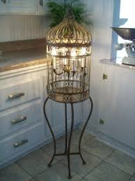 How To Make A Birdcage Chandelier Birdcage L Foter