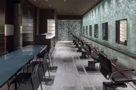 Table Salon Design Interiors Design Beauty Salon Designs Charm The World With Their Glamor